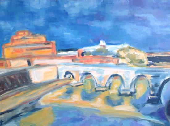 Rome le pont