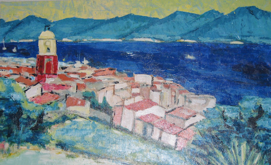 Saint Tropez le village