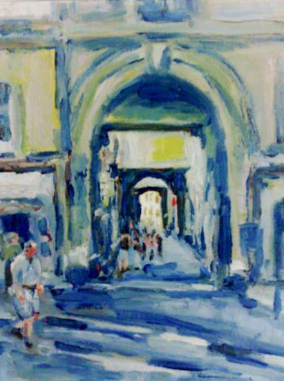 Le passage Agard à Aix en Provence