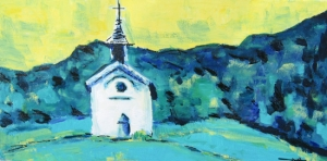 Chapelle en isère