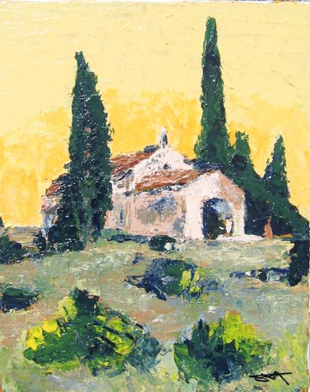 Chapelle provençale